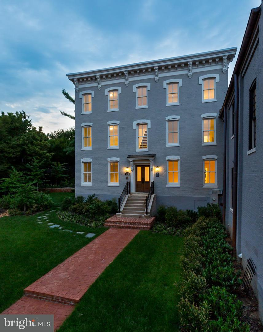 Other Residential for Rent at 2715 N St NW Washington, District Of Columbia 20007 United States