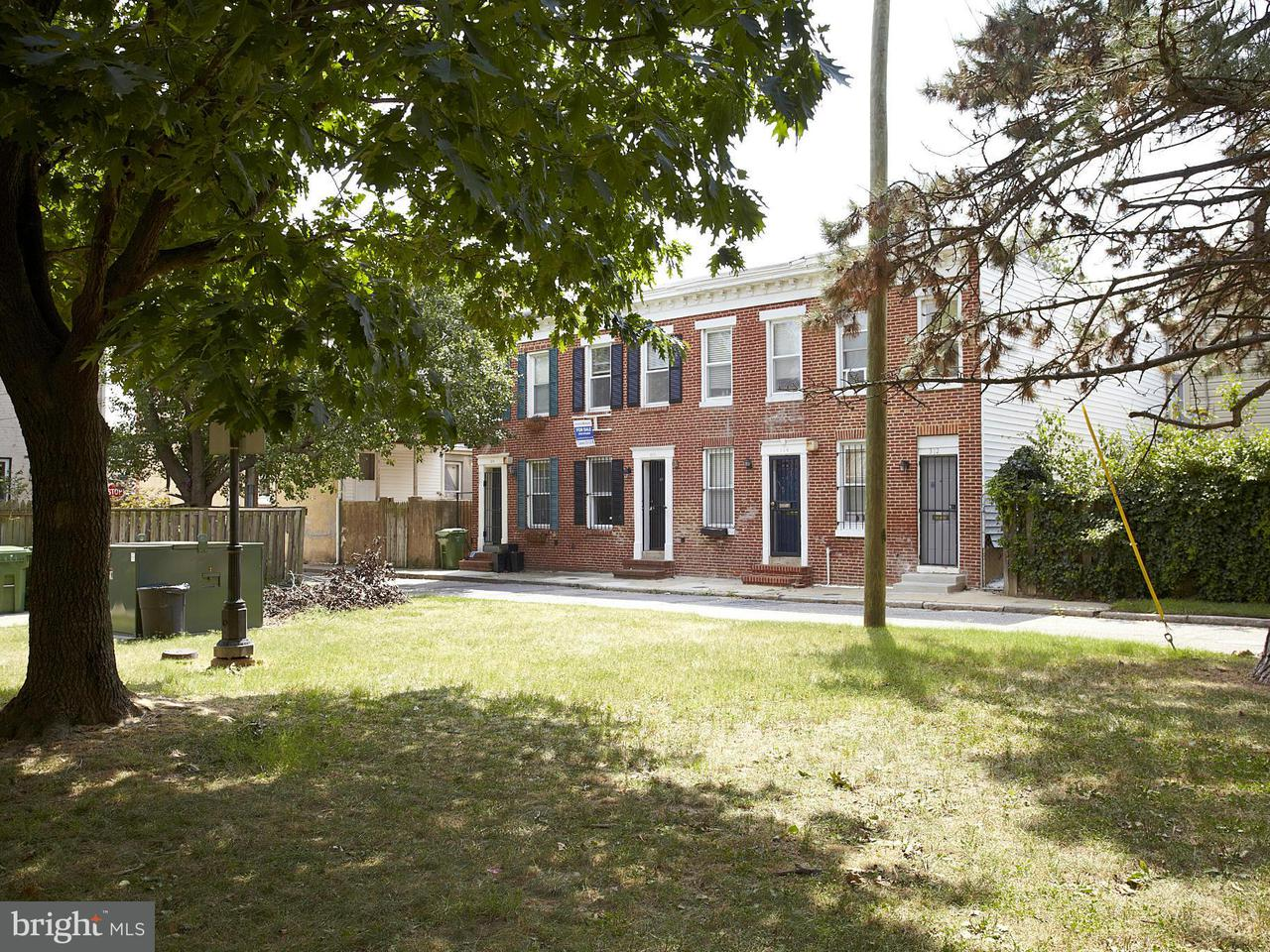 Single Family for Sale at 316 Otterbein St Baltimore, Maryland 21230 United States