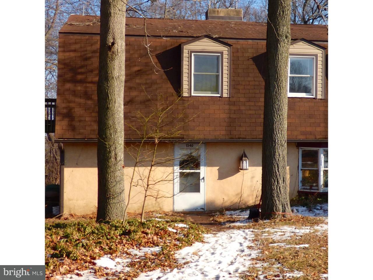 独户住宅 为 出租 在 1540 EMBREEVILLE Road 科茨威尔, 宾夕法尼亚州 19320 美国