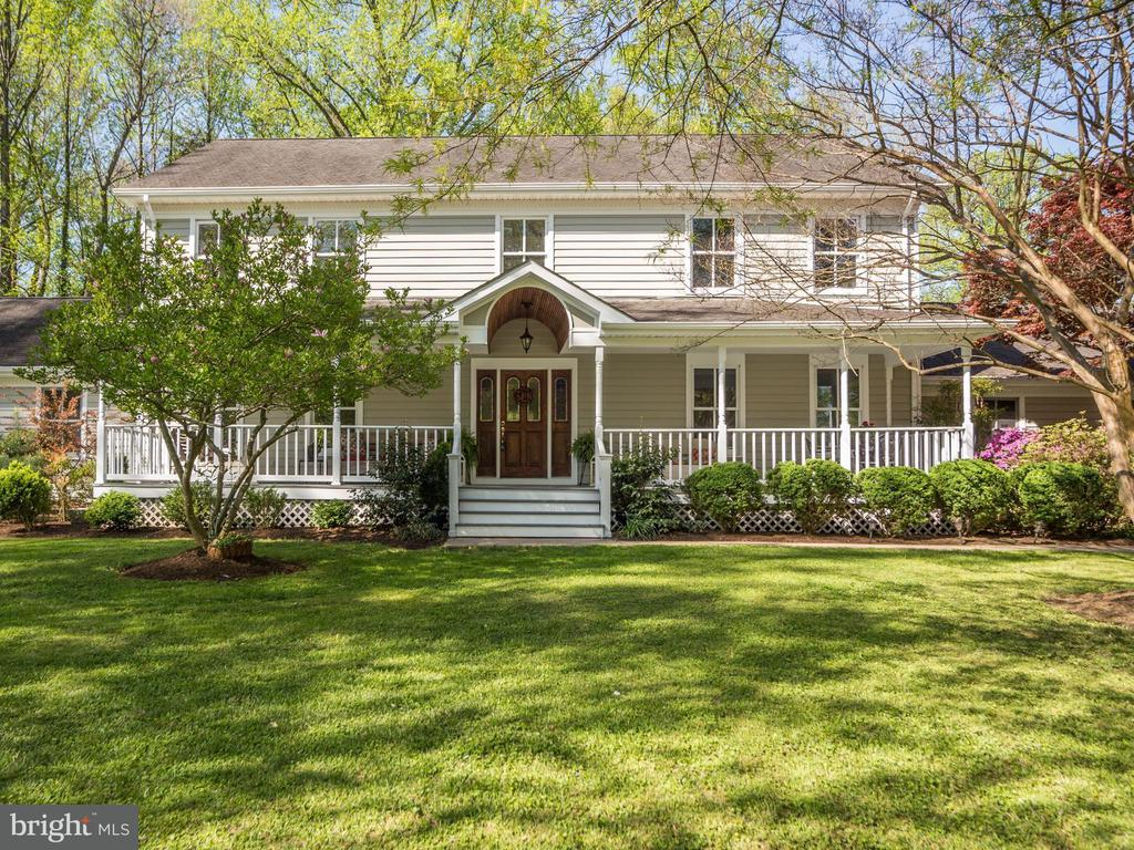 Fairfax Homes for Sale -  Central Vacuum,  3896  GLENBROOK ROAD