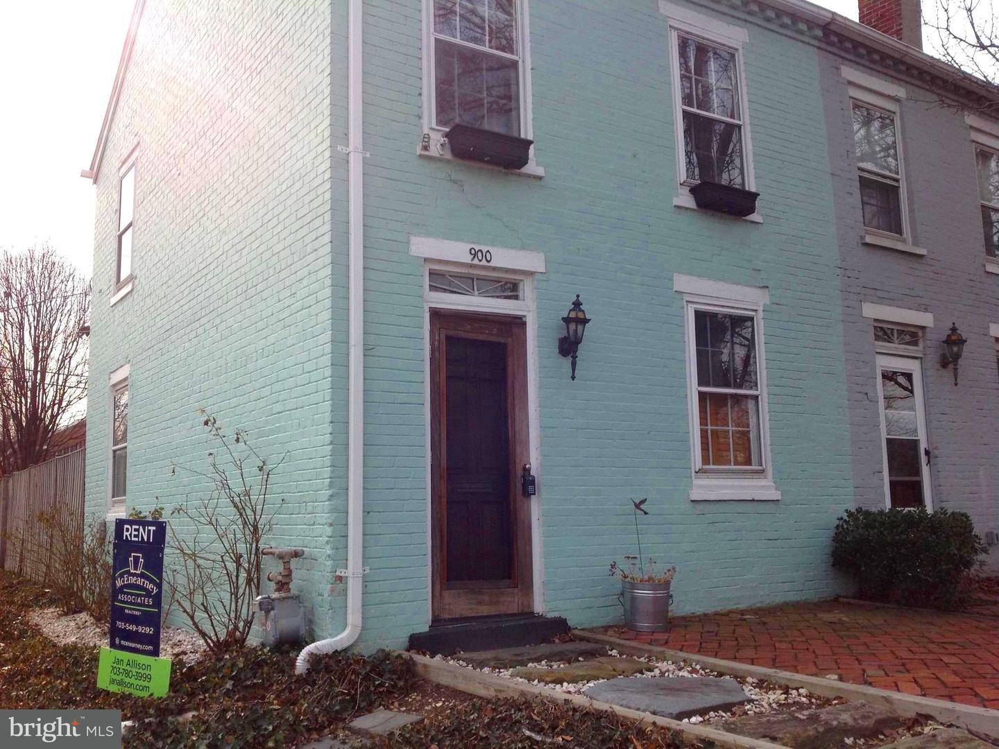 Other Residential for Rent at 900 Franklin St Alexandria, Virginia 22314 United States
