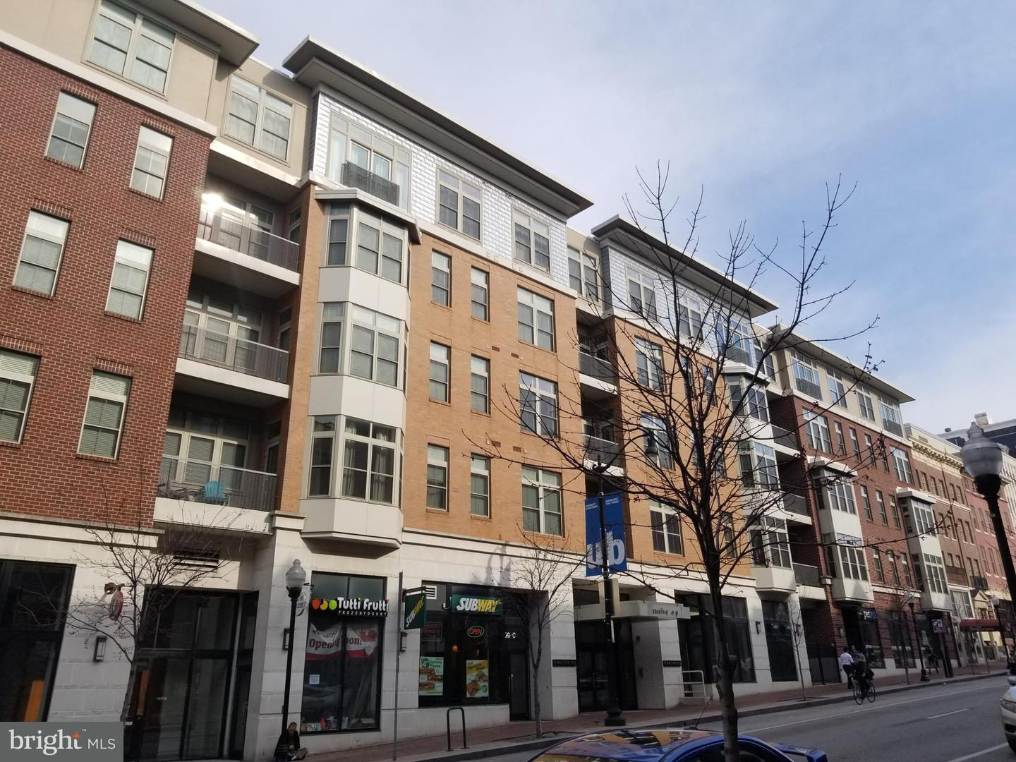 Single Family for Sale at 1209 Charles St #418 Baltimore, Maryland 21201 United States