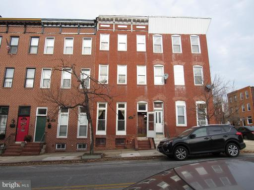 Property for sale at 2128 Lombard St, Baltimore,  MD 21231