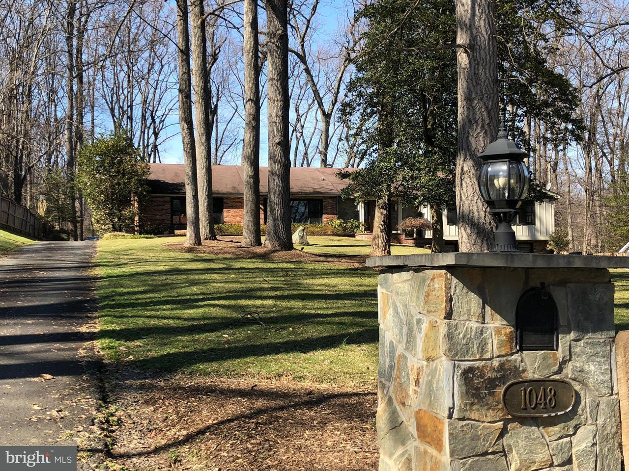 Single Family Home for Sale at 1048 Rector Lane 1048 Rector Lane McLean, Virginia 22102 United States