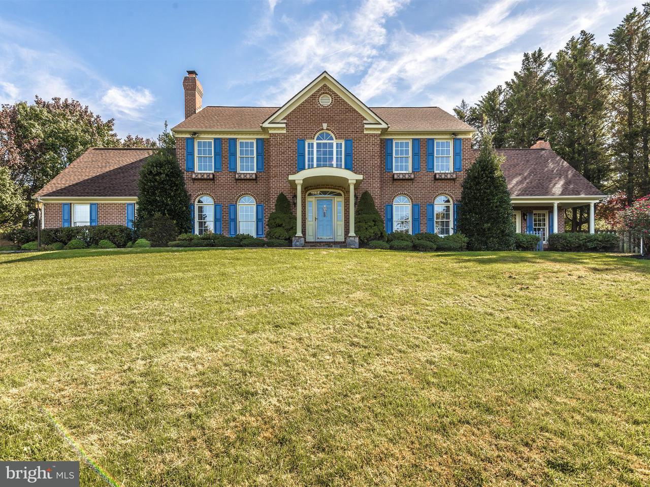 Частный односемейный дом для того Продажа на 11703 Glenwood Court 11703 Glenwood Court Ijamsville, Мэриленд 21754 Соединенные Штаты