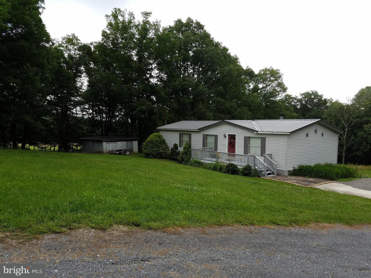 Single Family for Sale at 0 Corner Road Cabins, West Virginia 26855 United States
