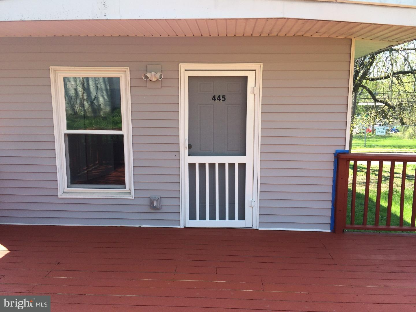 445 S 5TH ST, COLWYN - Listed at $1,495, COLWYN