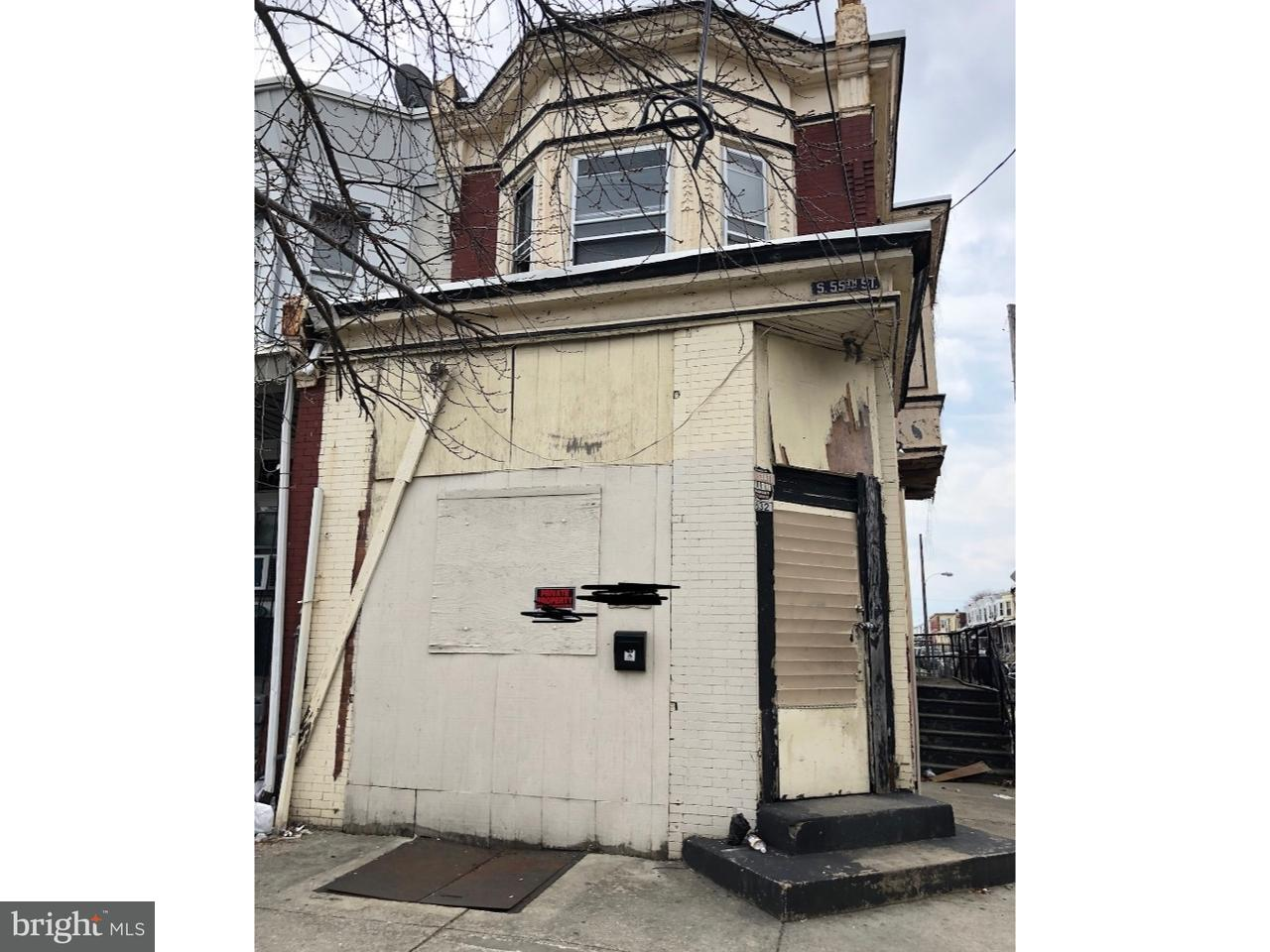 632 S 55TH Street Philadelphia , PA 19143