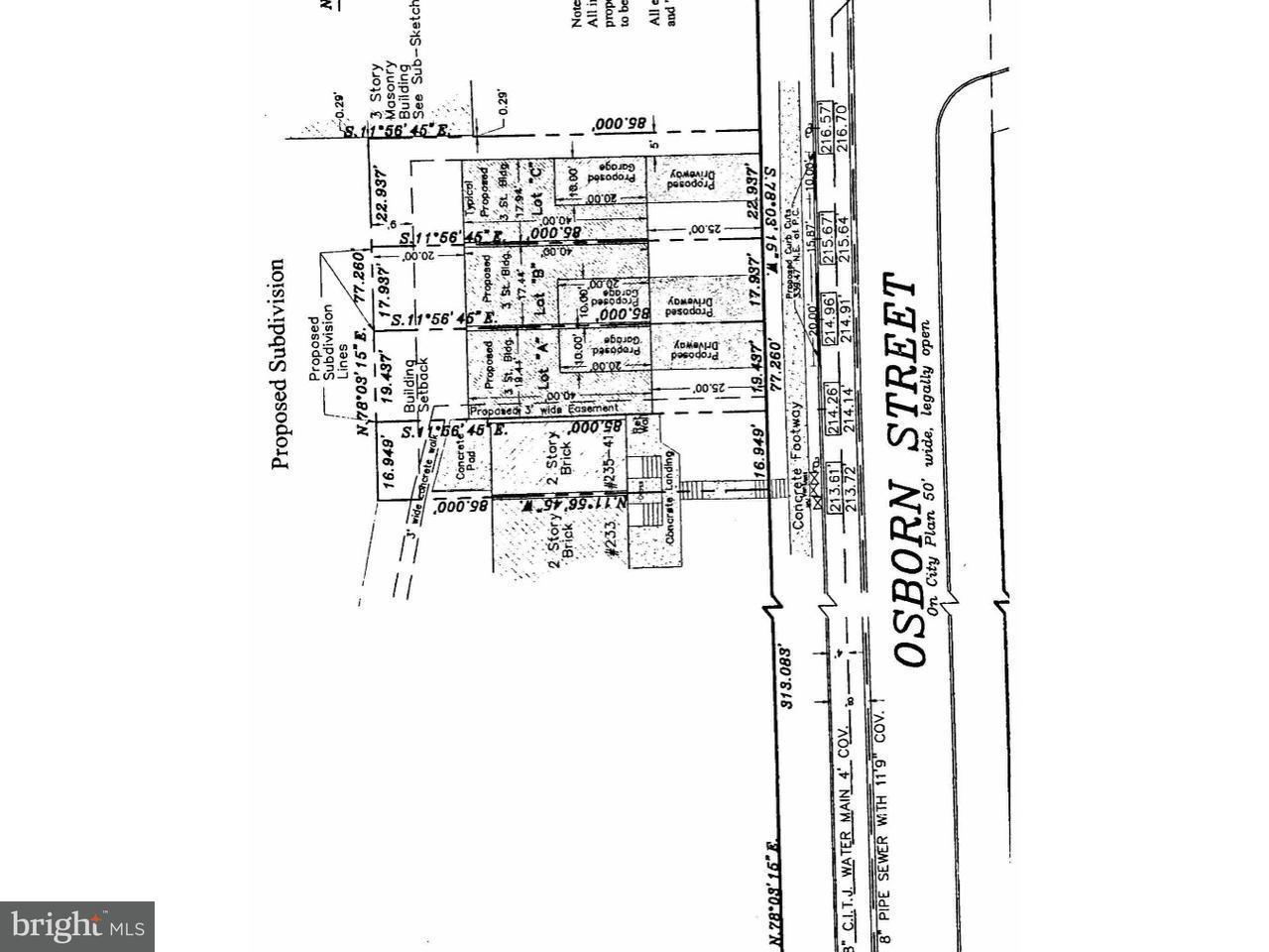 235  Osborne Philadelphia, PA 19128