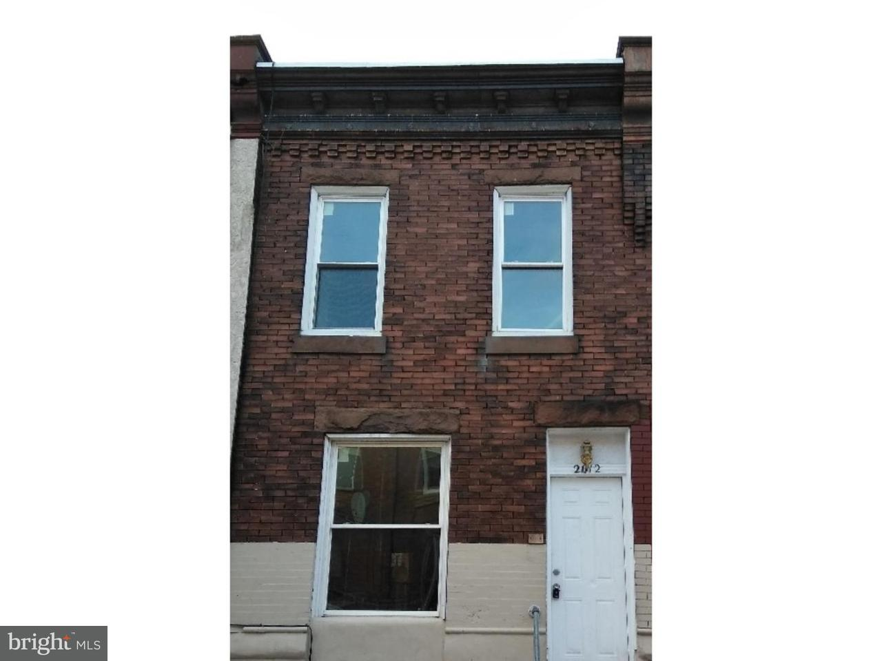 2012 S Norwood Philadelphia, PA 19145