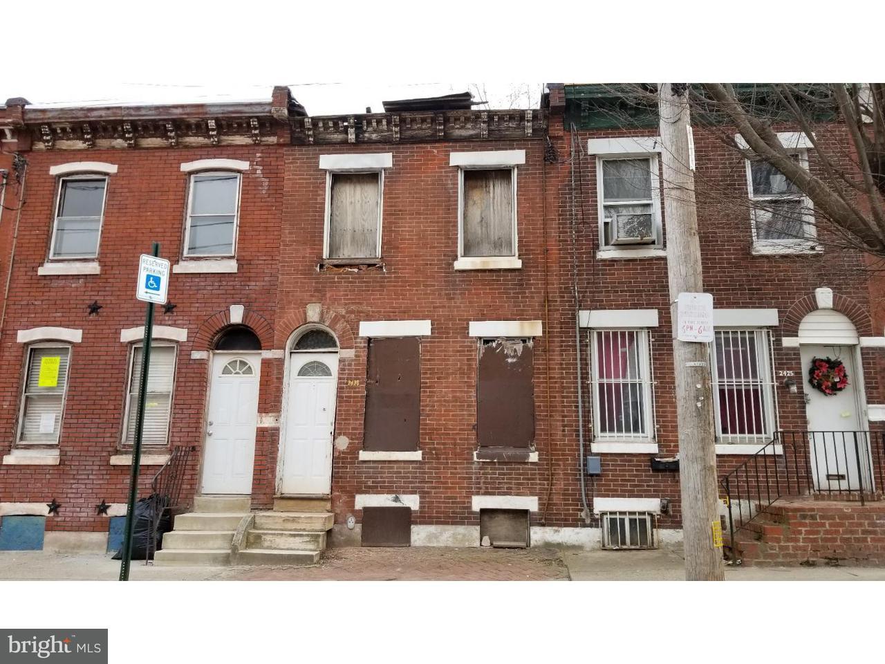 2427  Jasper Philadelphia, PA 19125