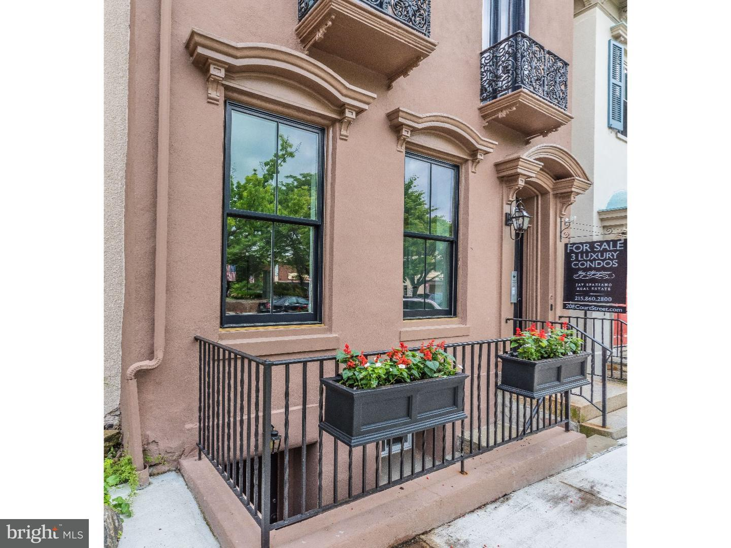 20 E COURT ST #A, DOYLESTOWN - Listed at $497,990, DOYLESTOWN