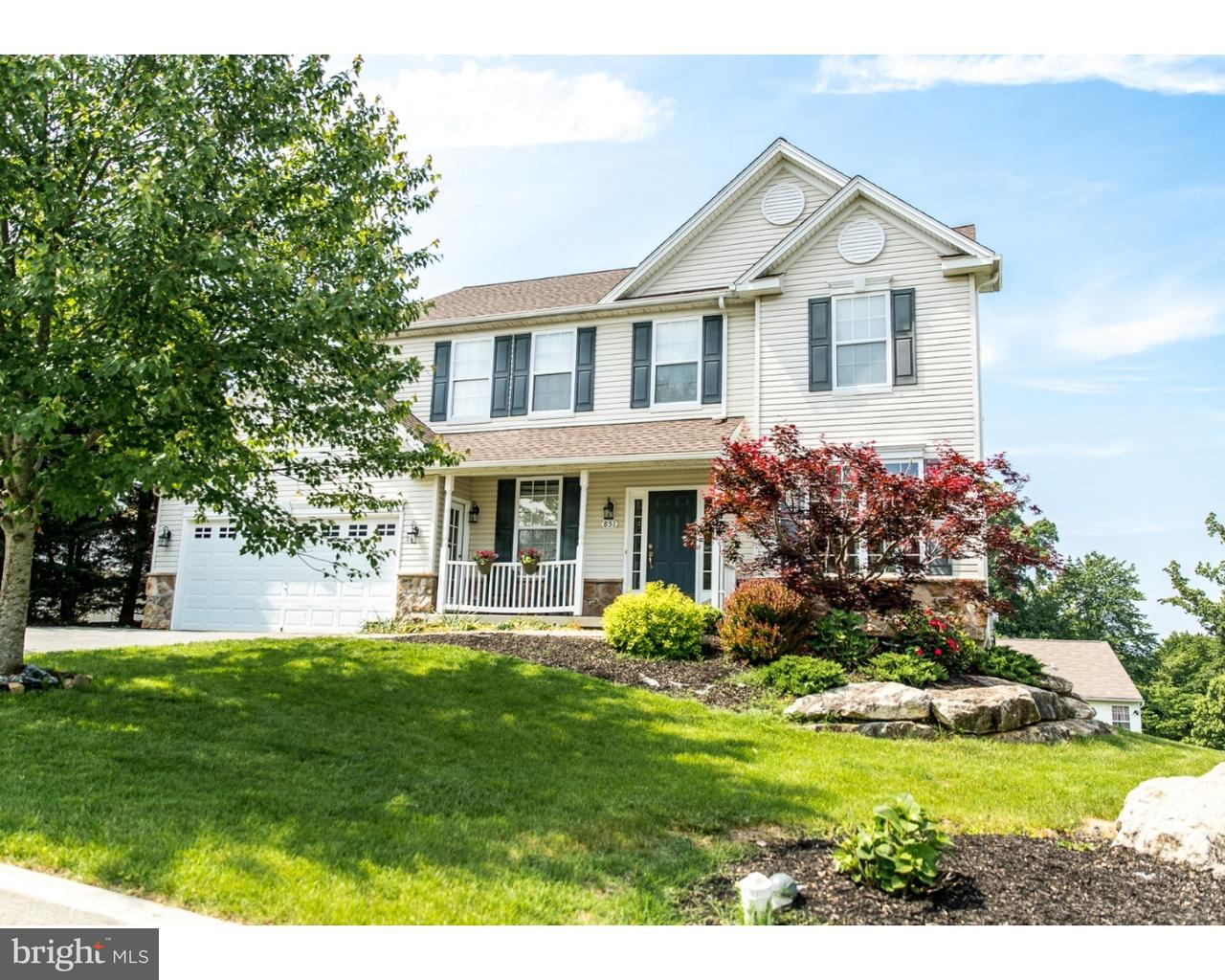 851 Franklin Street Valley Township, PA 19320