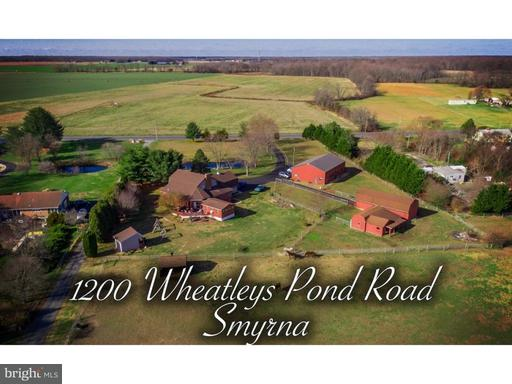 Photo of 1200 Wheatleys Pond Road, Smyrna DE