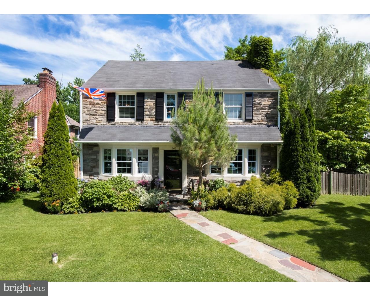 1362 Overbrook Road Wynnewood, PA 19096