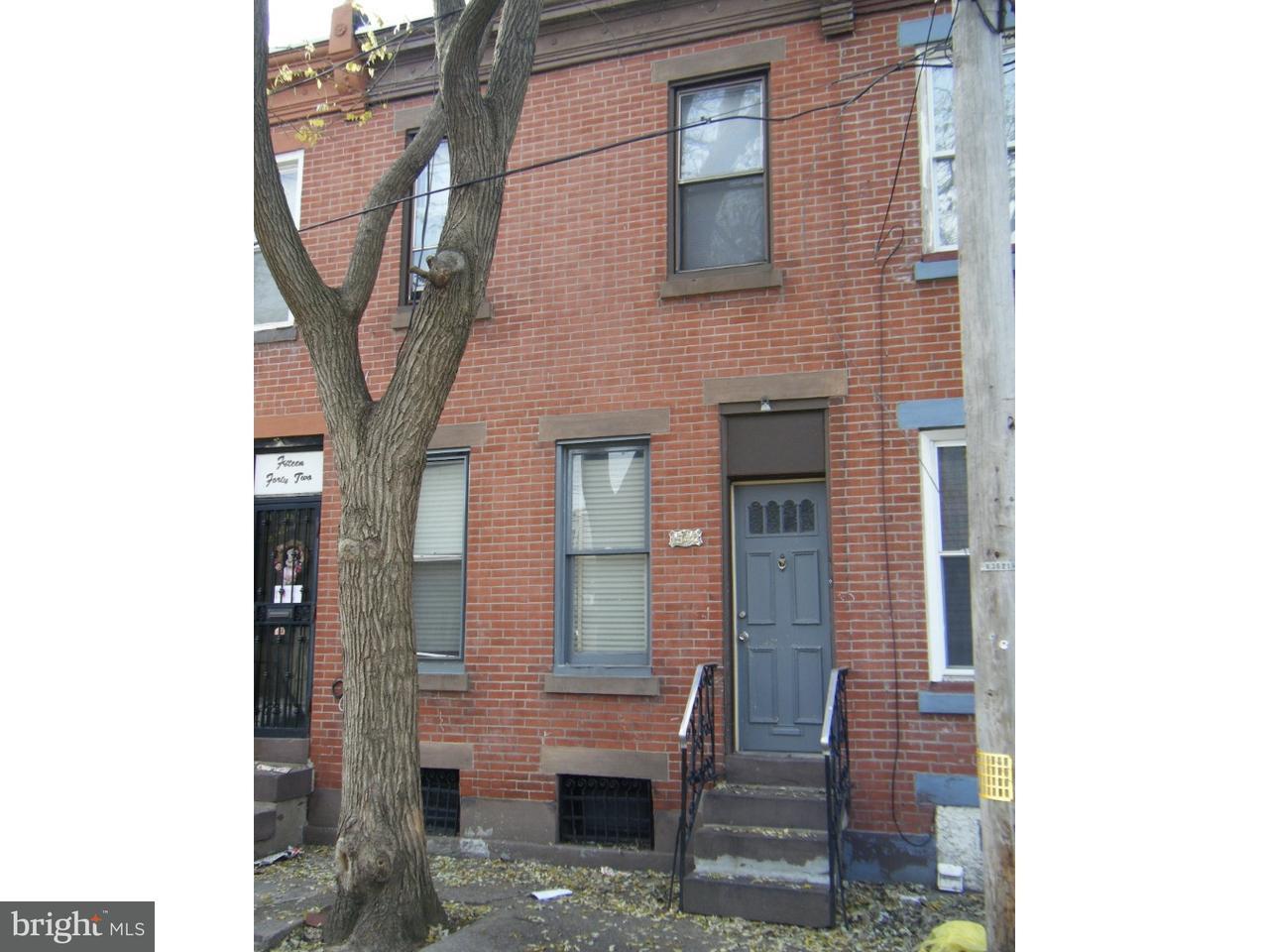 1540 S Bambrey Philadelphia, PA 19146