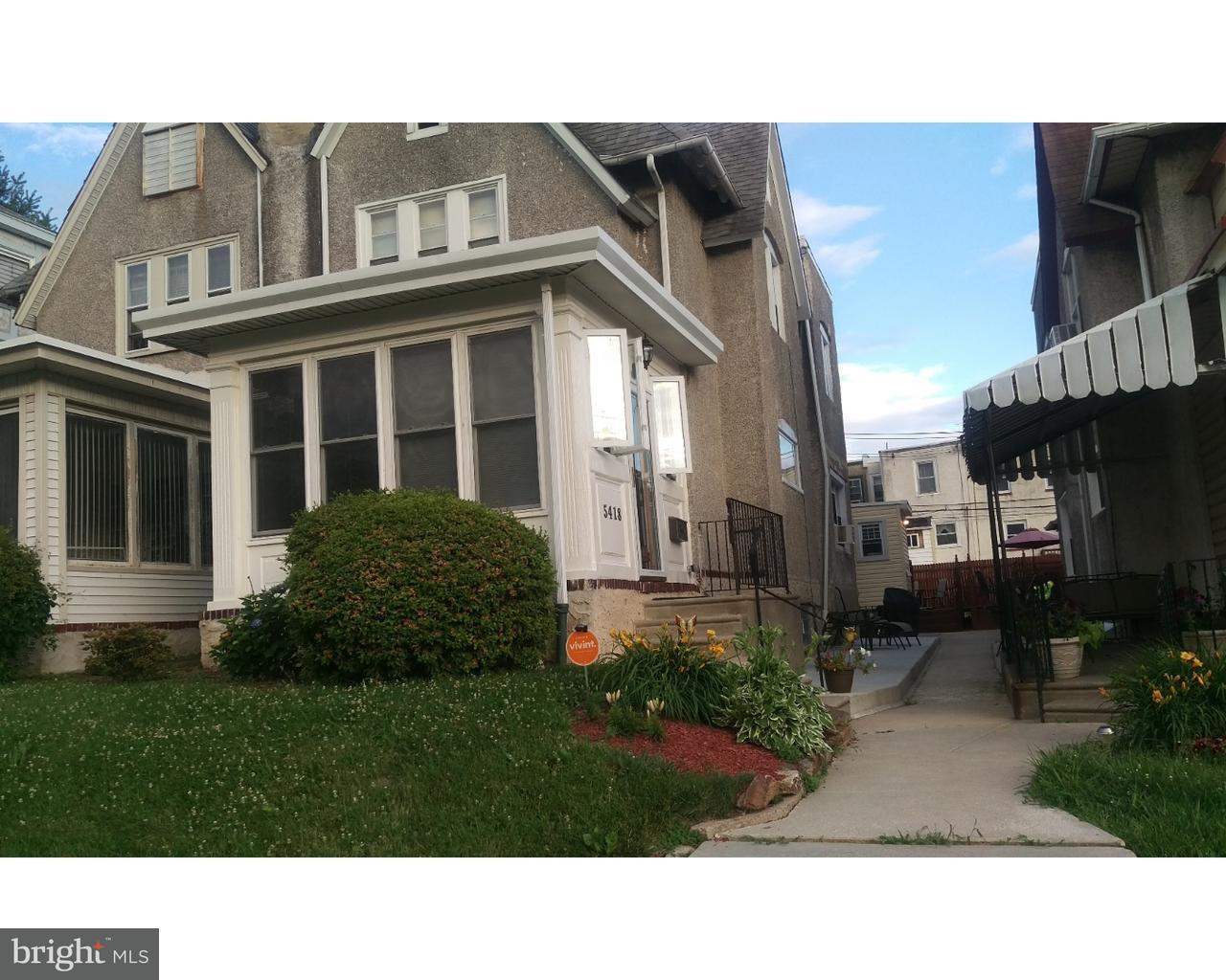 5418 Gainor Road Philadelphia, PA 19131