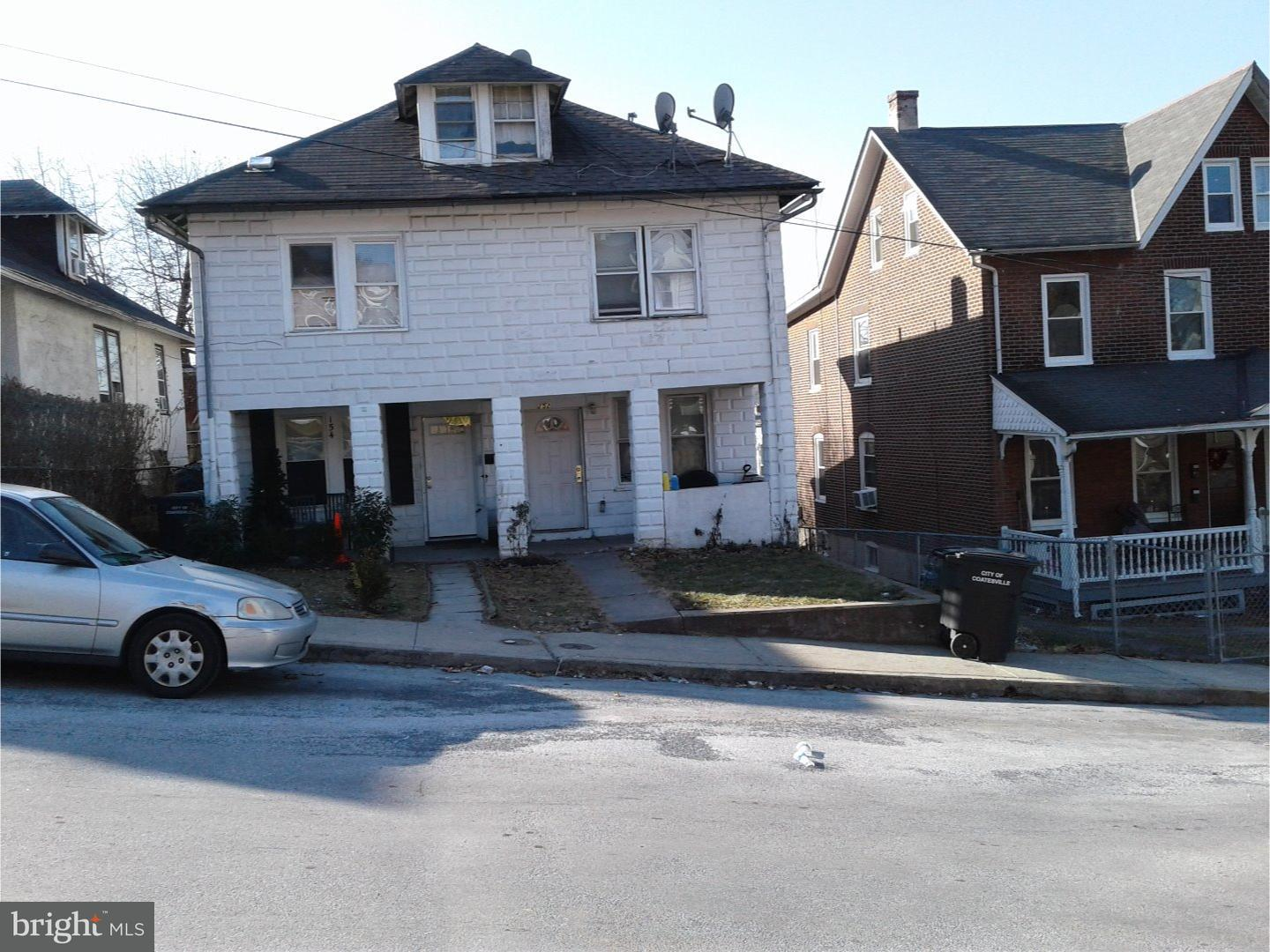 152 S 4TH AVE, COATESVILLE - Listed at $86,000, COATESVILLE