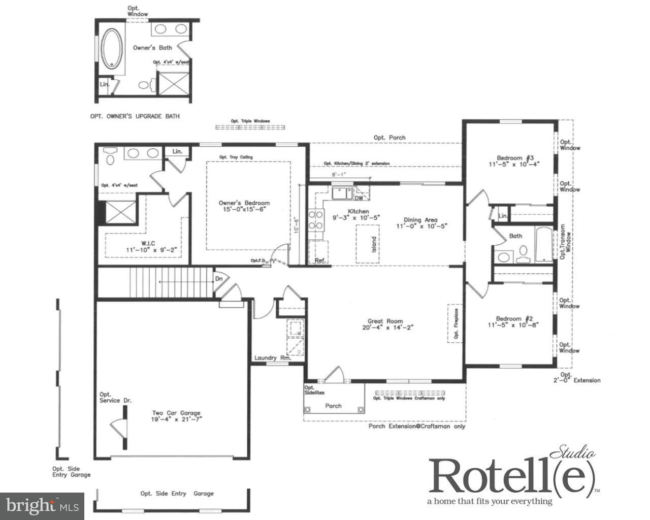0 SLEEPY HOLLOW DR, MOHRSVILLE - Listed at $327,736, MOHRSVILLE