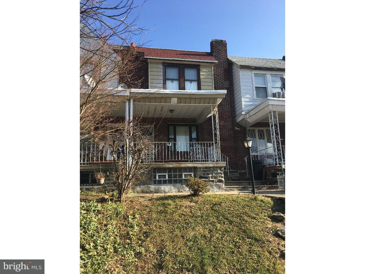 6721 N Bouvier Philadelphia , PA 19126