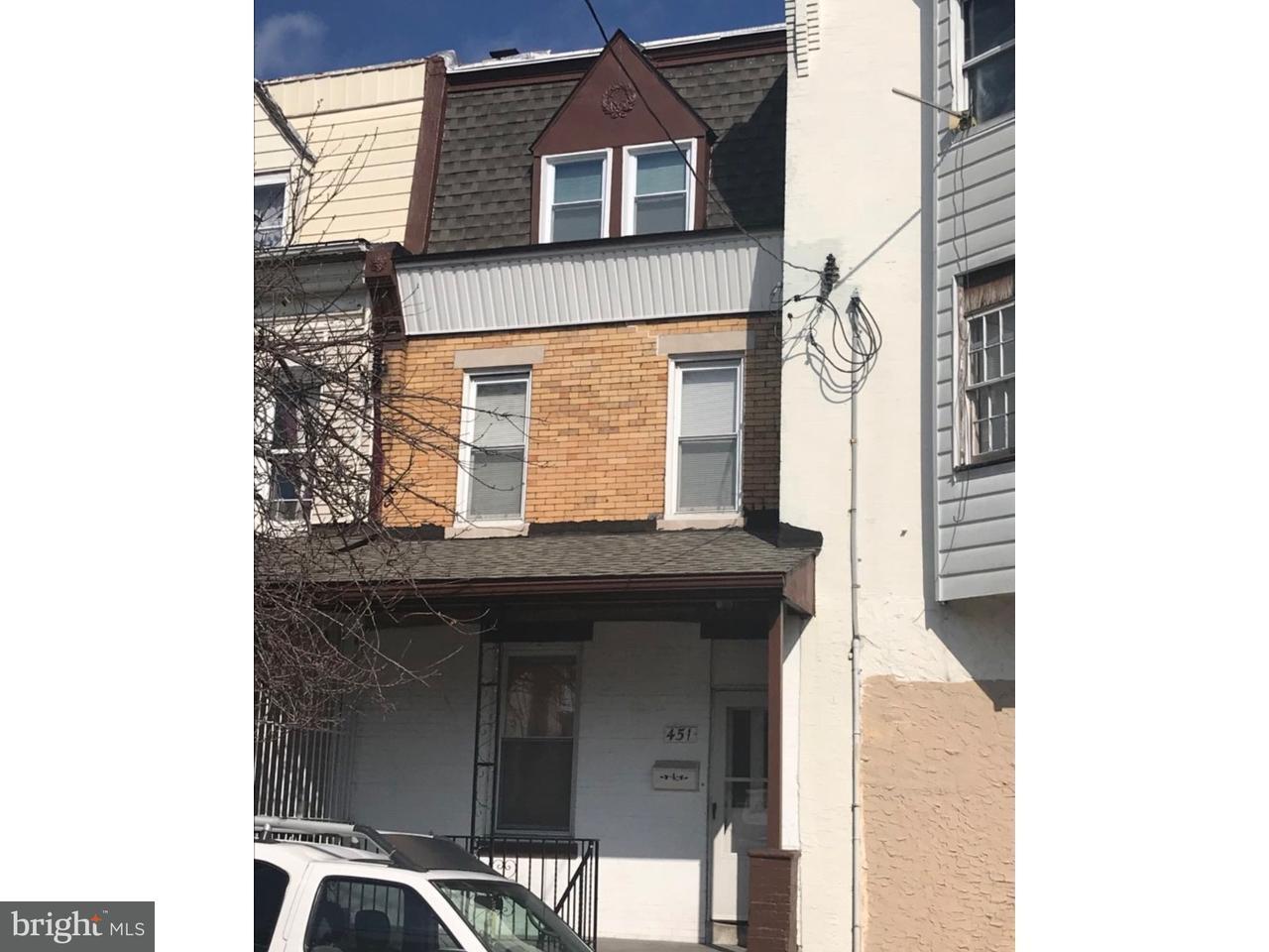 451 E Clearfield Philadelphia , PA 19134