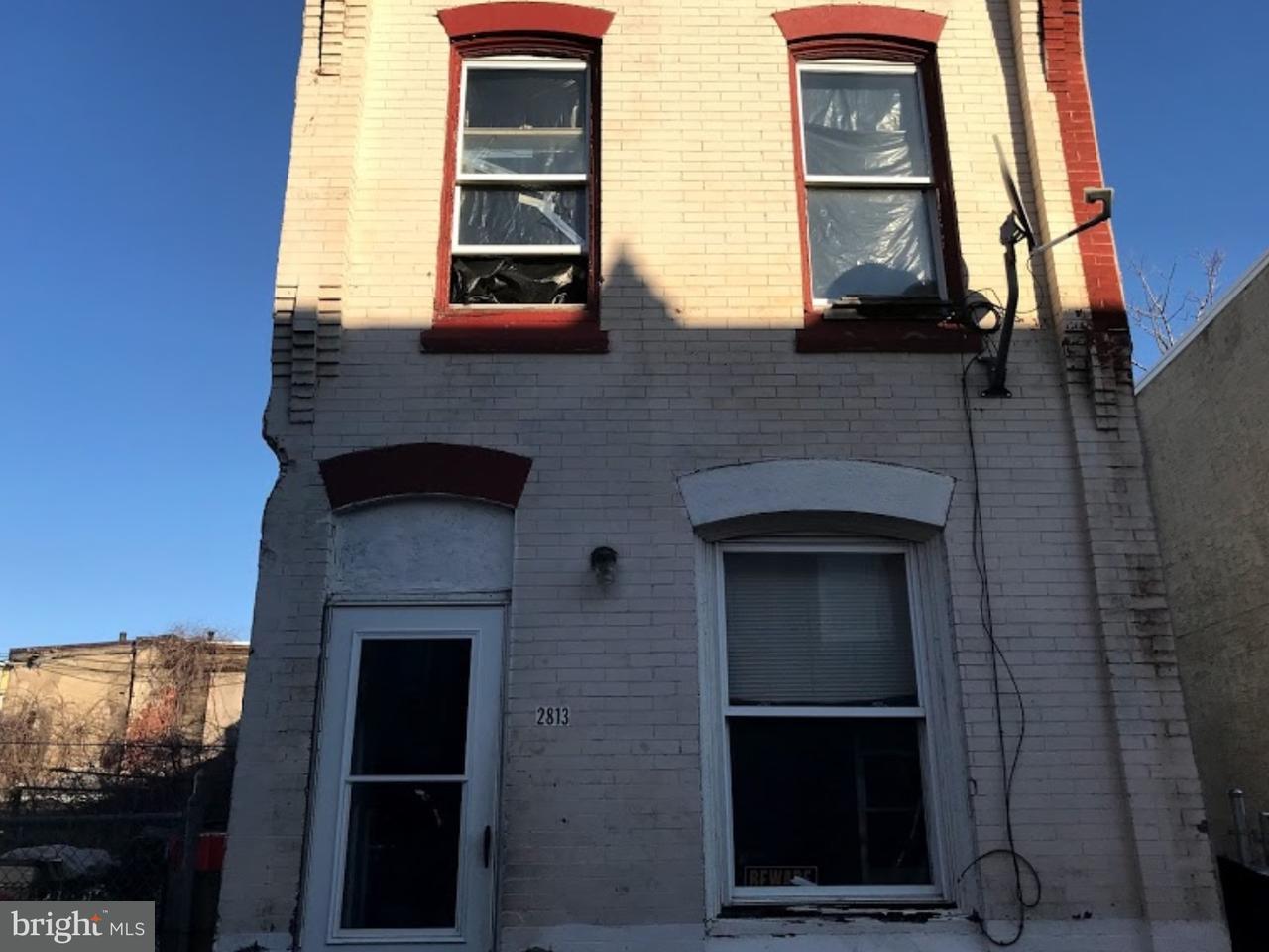 2813 N Lee Philadelphia, PA 19134