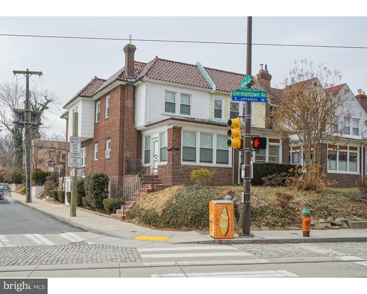 7300 Germantown Avenue Philadelphia, PA 19119