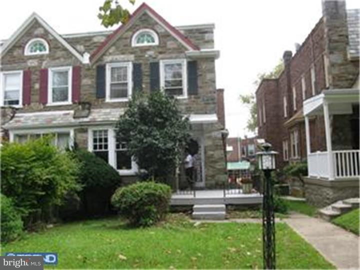 5726 Woodbine Avenue Philadelphia, PA 19131