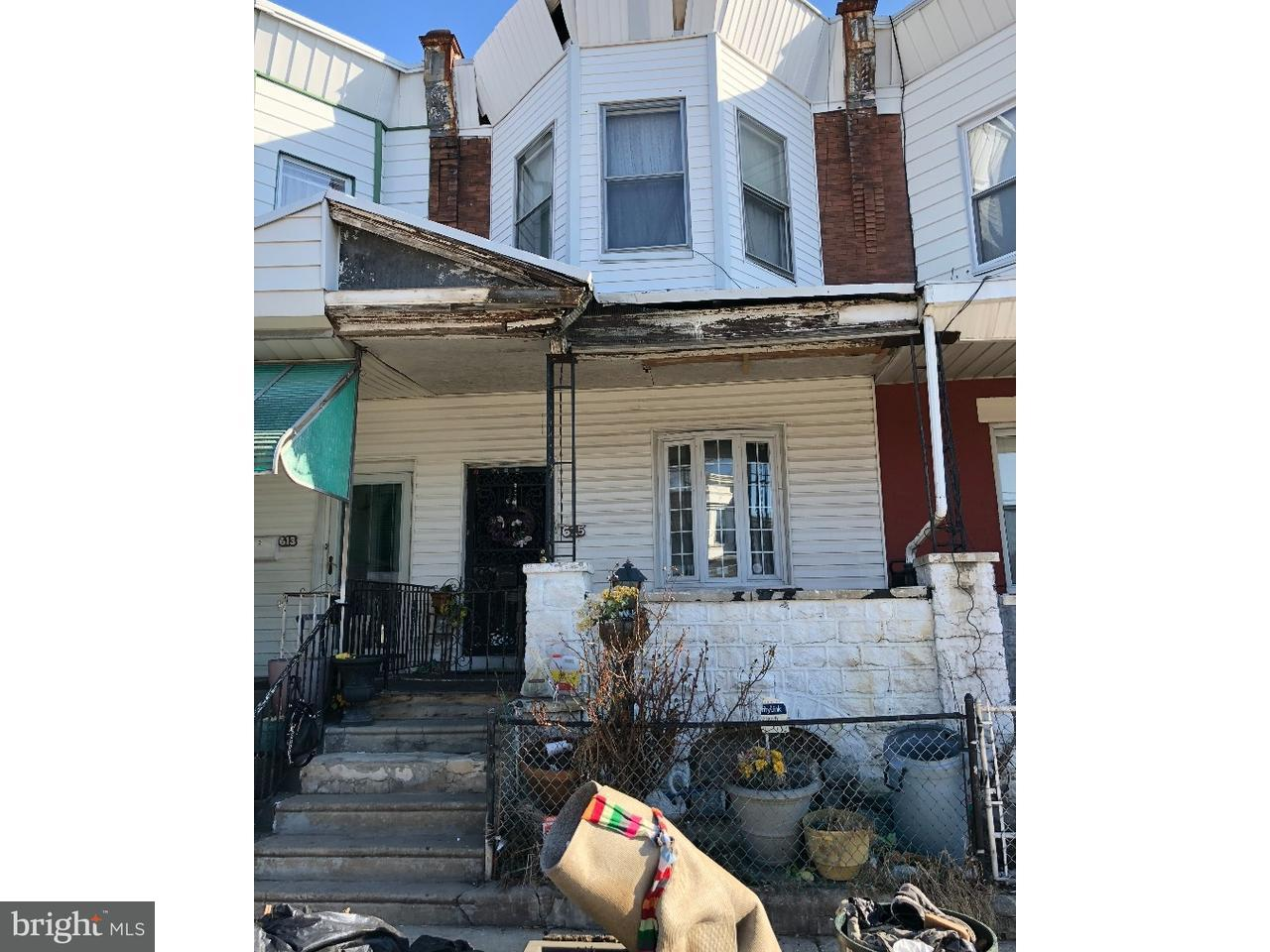 615 S 55TH Philadelphia, PA 19143