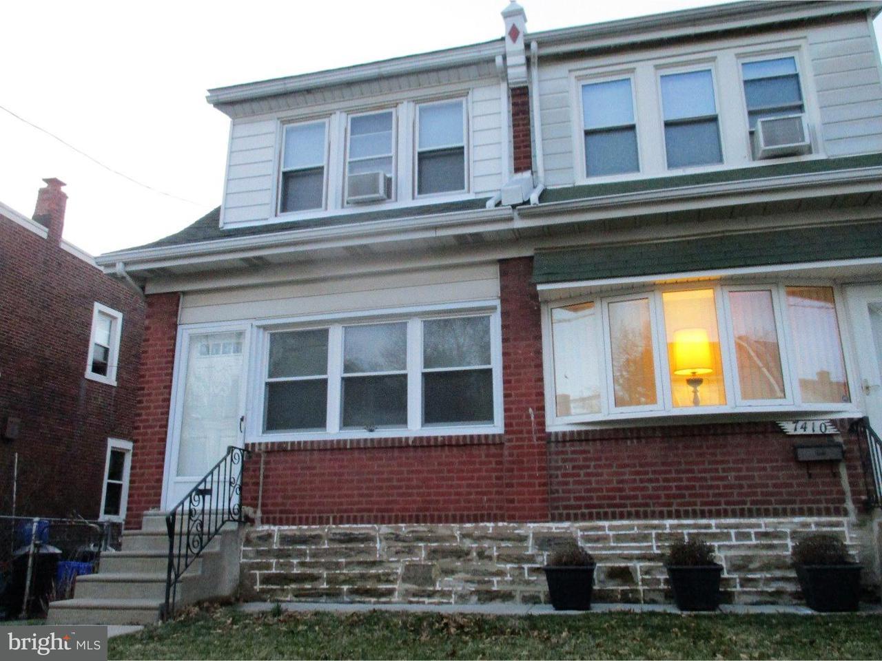 7408  Palmetto Philadelphia , PA 19111