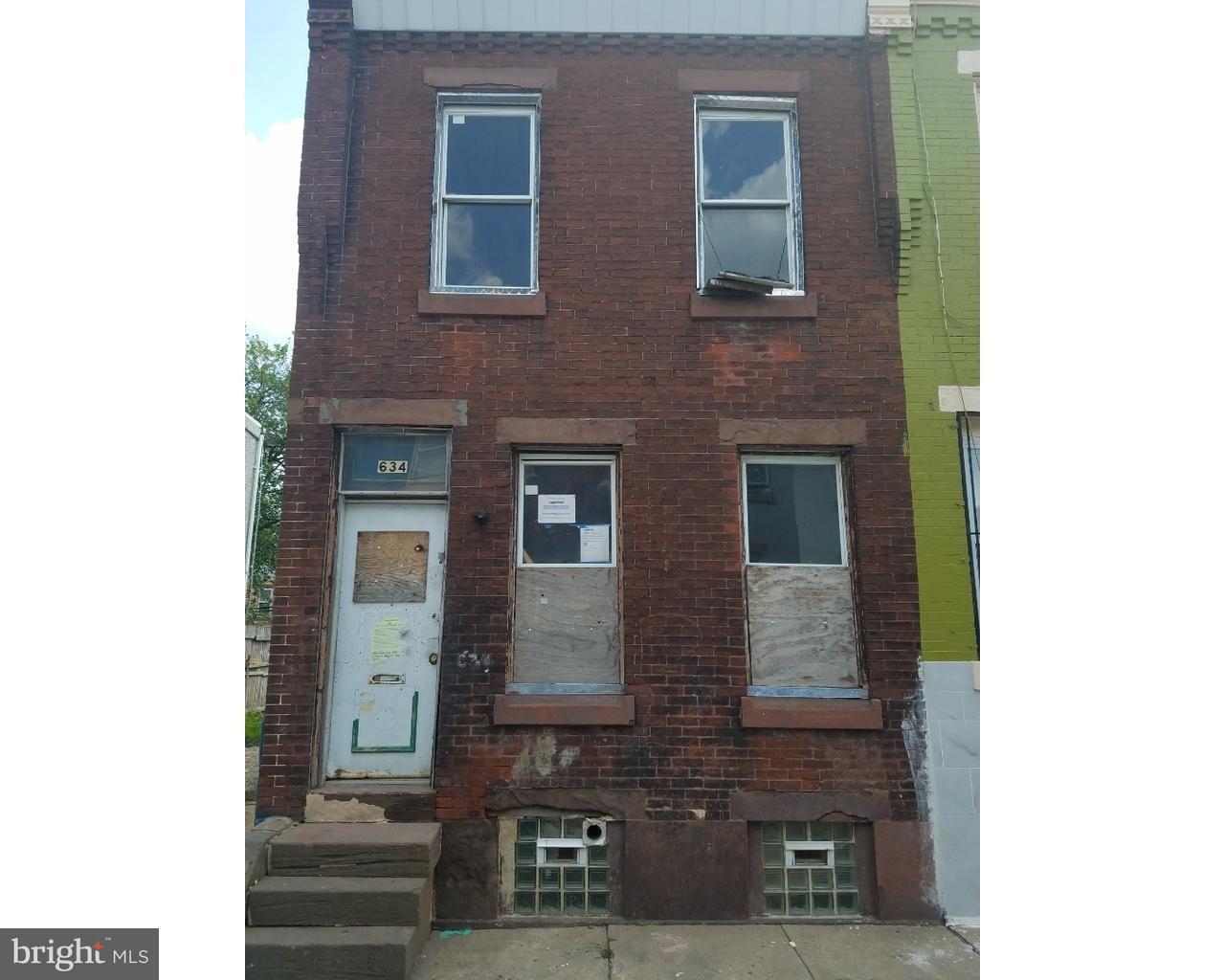 634 E Lippincott Street Philadelphia, PA 19134