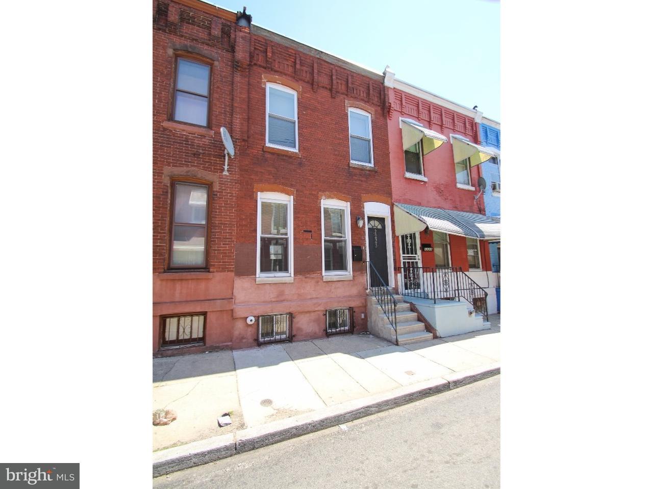 2225 N Cleveland Street Philadelphia, PA 19132