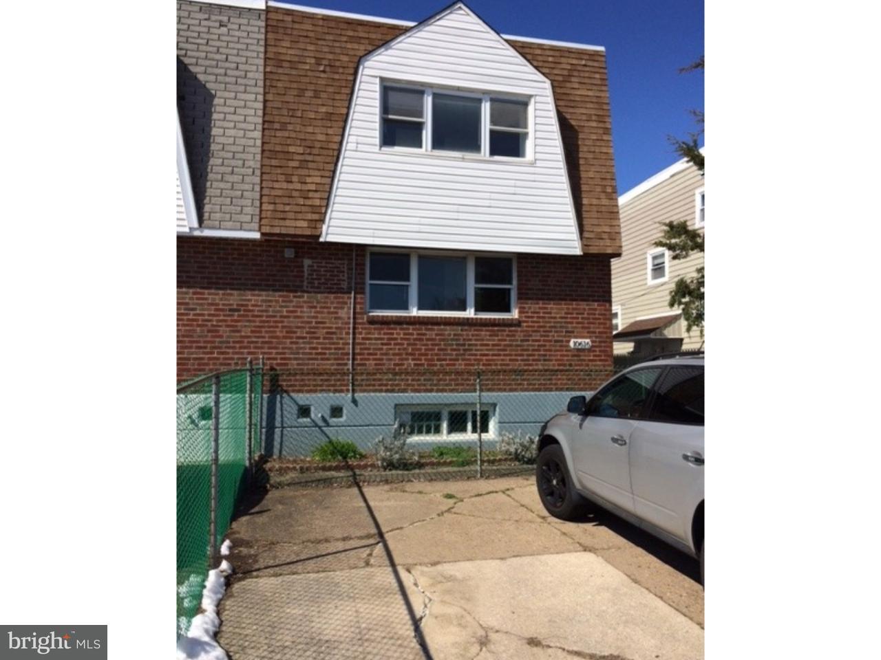 10616  Evans Street Philadelphia, PA 19116
