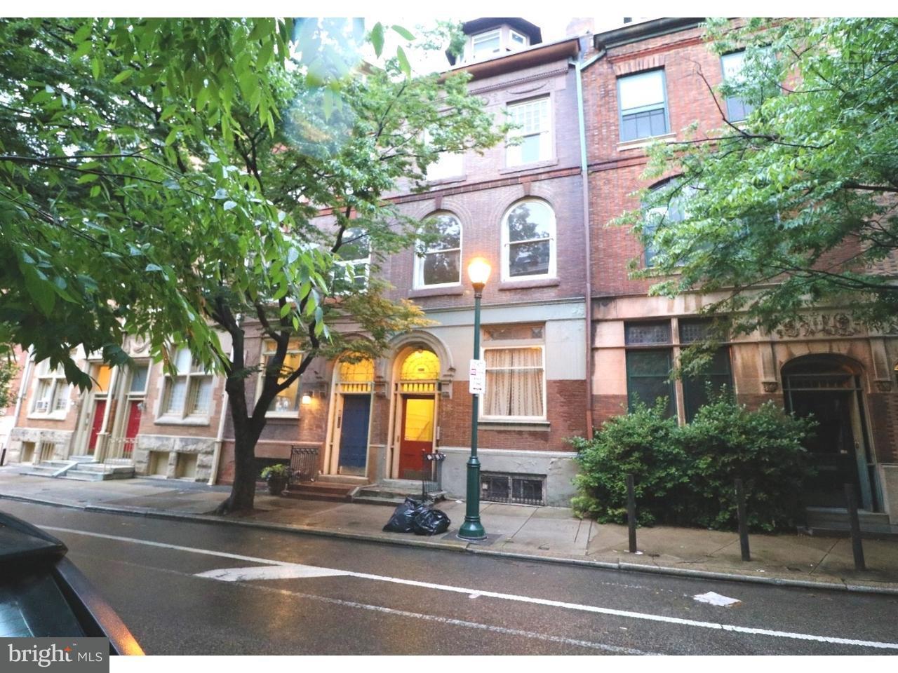 1109  Spruce Street #2F Philadelphia, PA 19107