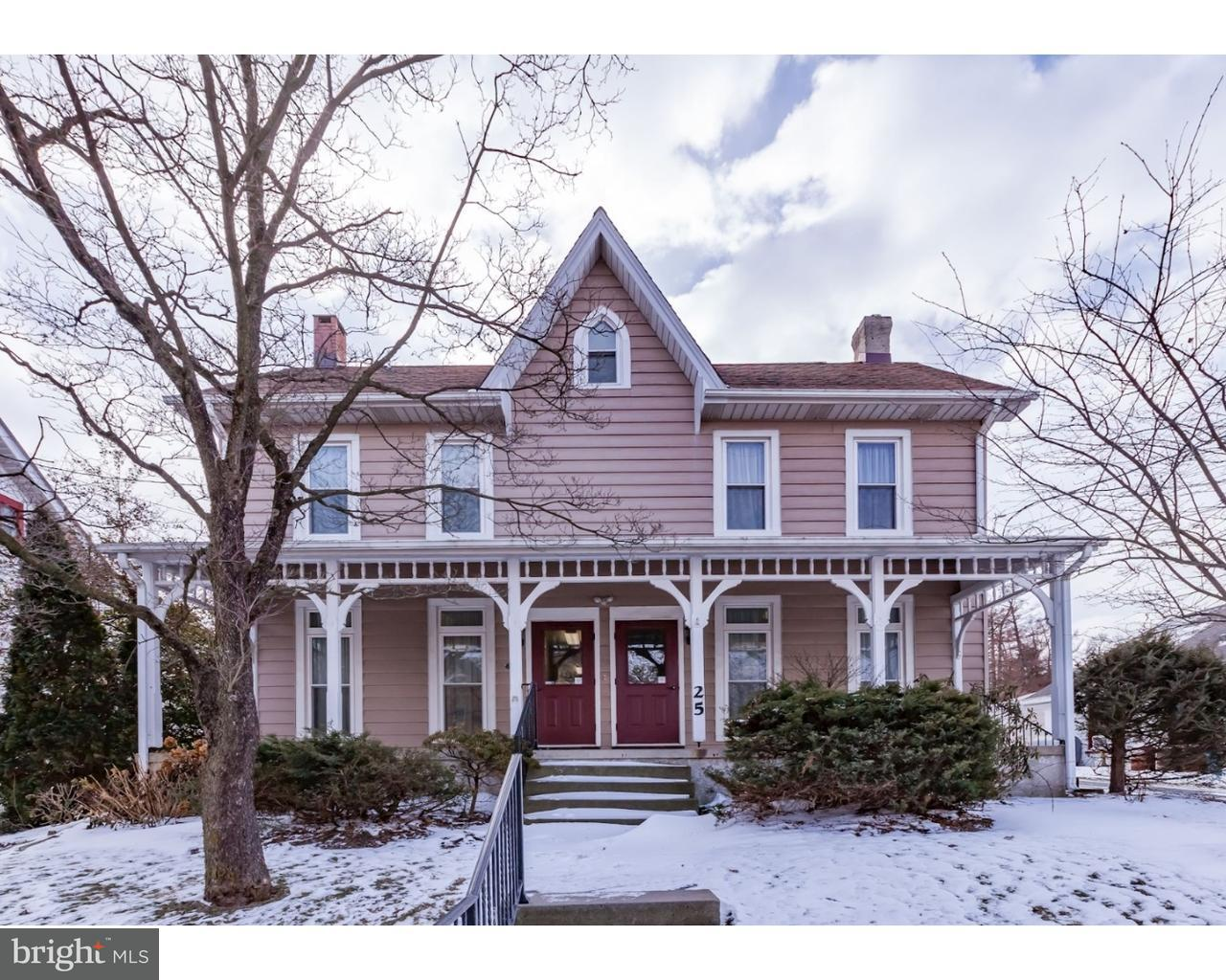 25 E MAIN ST, ELVERSON - Listed at $425,000,