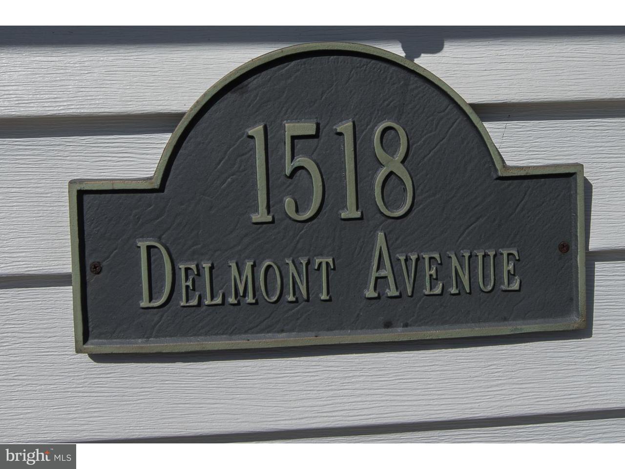 1518  Delmont Havertown, PA 19083