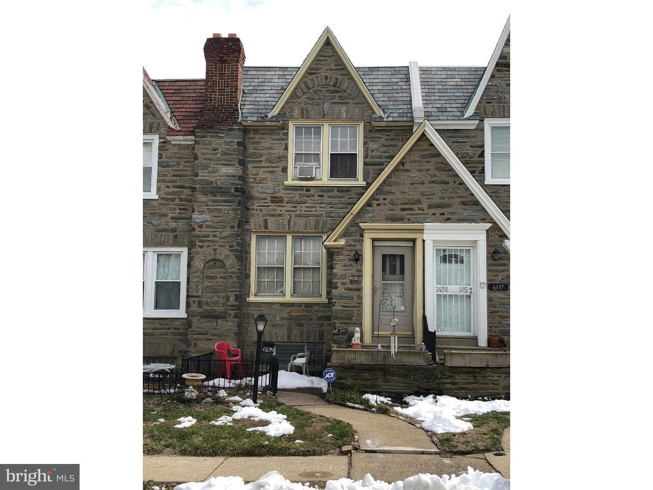 6139 N 16TH Philadelphia , PA 19141