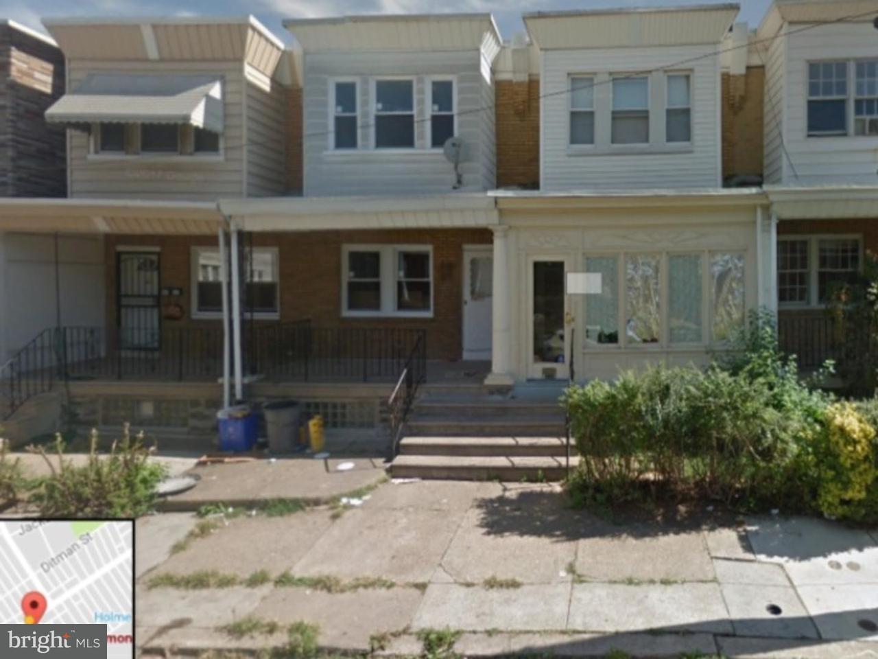 4719  Oakmont Philadelphia, PA 19136