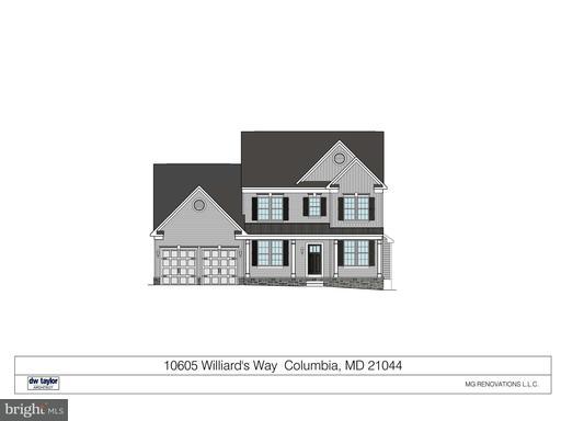 10605 Willards, Columbia, MD 21044