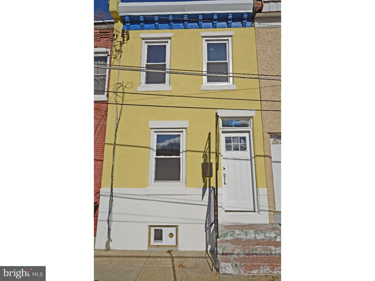 2531 E Gordon Philadelphia, PA 19125