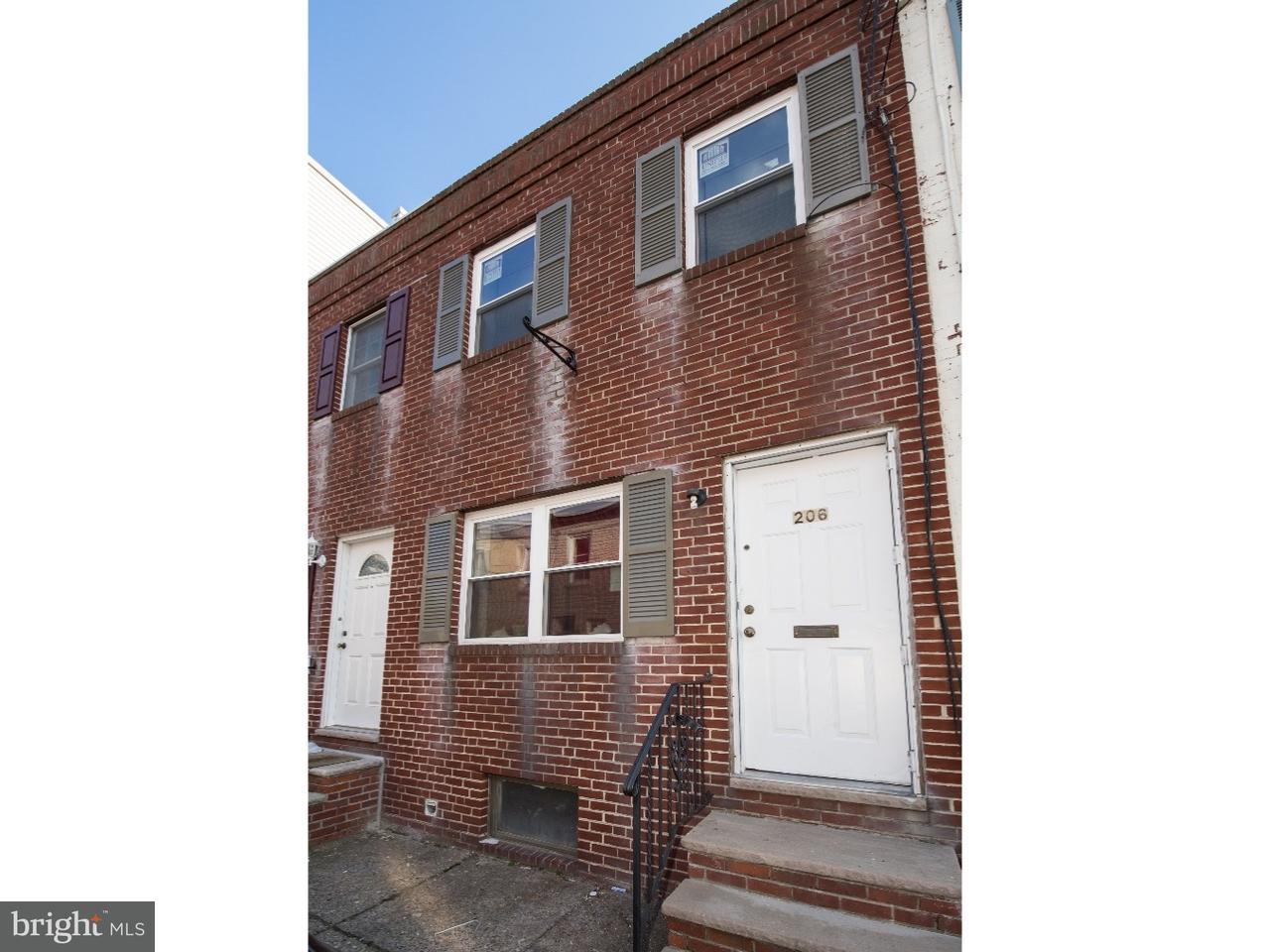206  Pierce Street Philadelphia, PA 19148