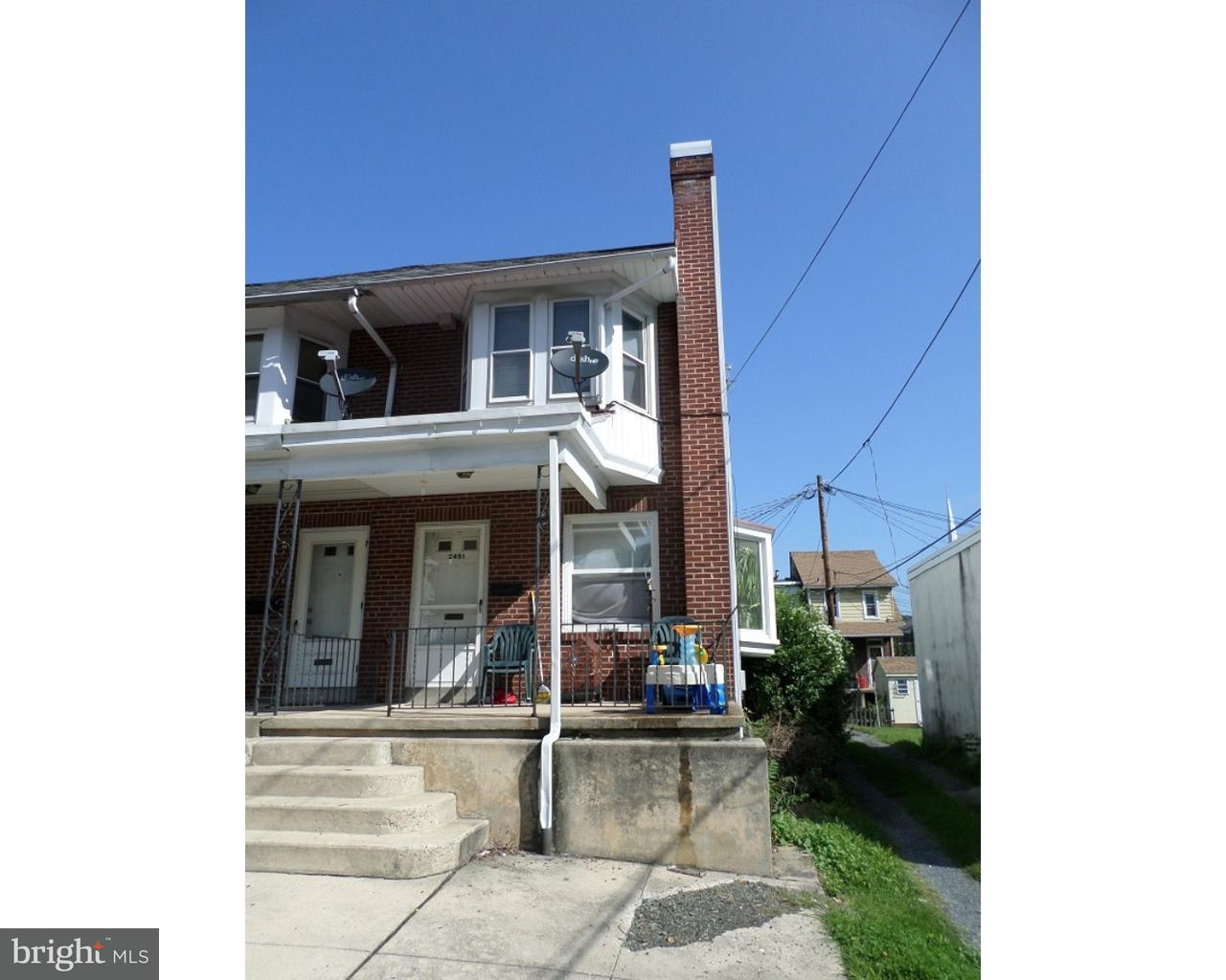 2451 GRANT ST, READING - Listed at $75,900, READING
