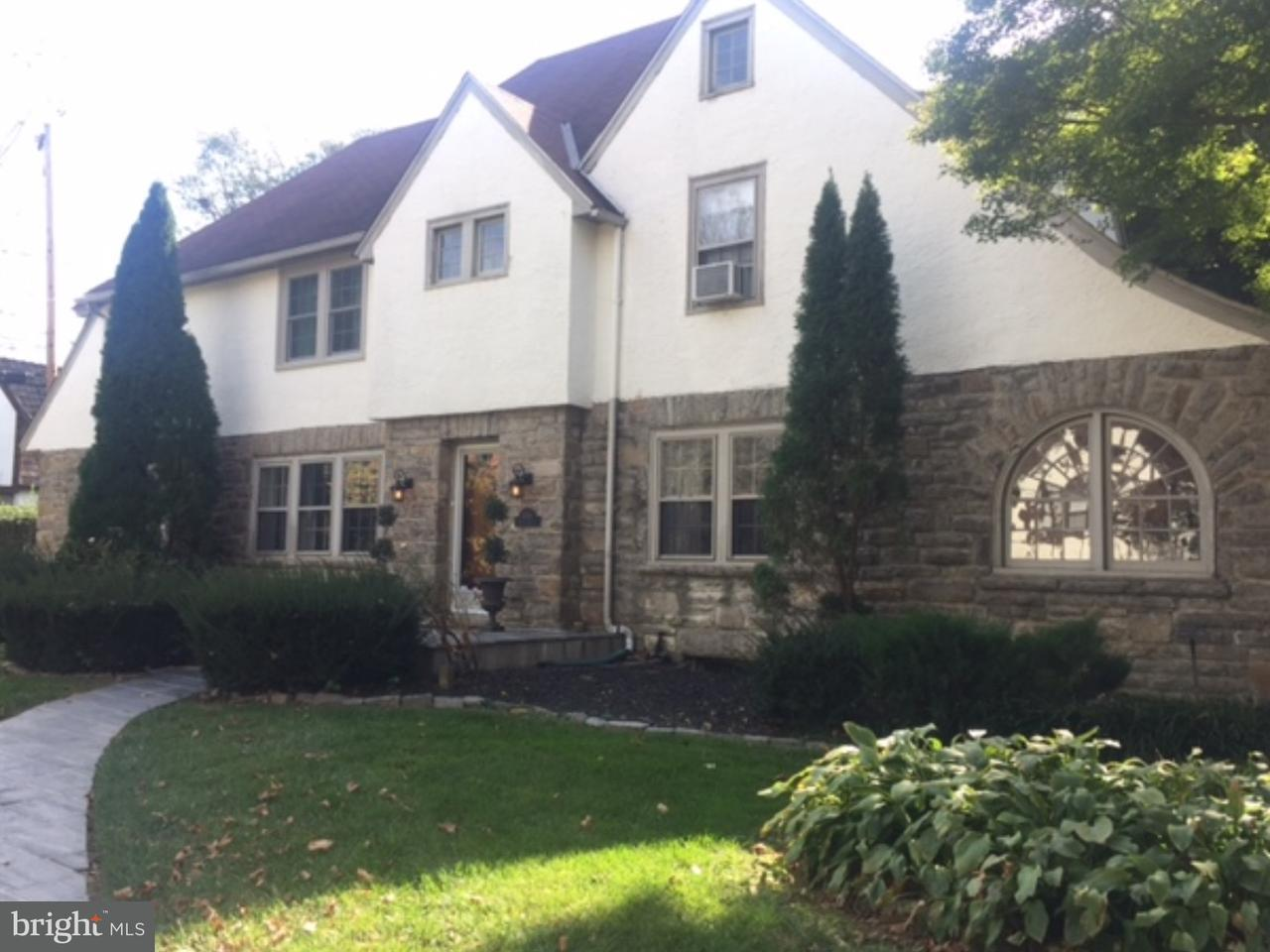 4506  Marvine Drexel Hill, PA 19026