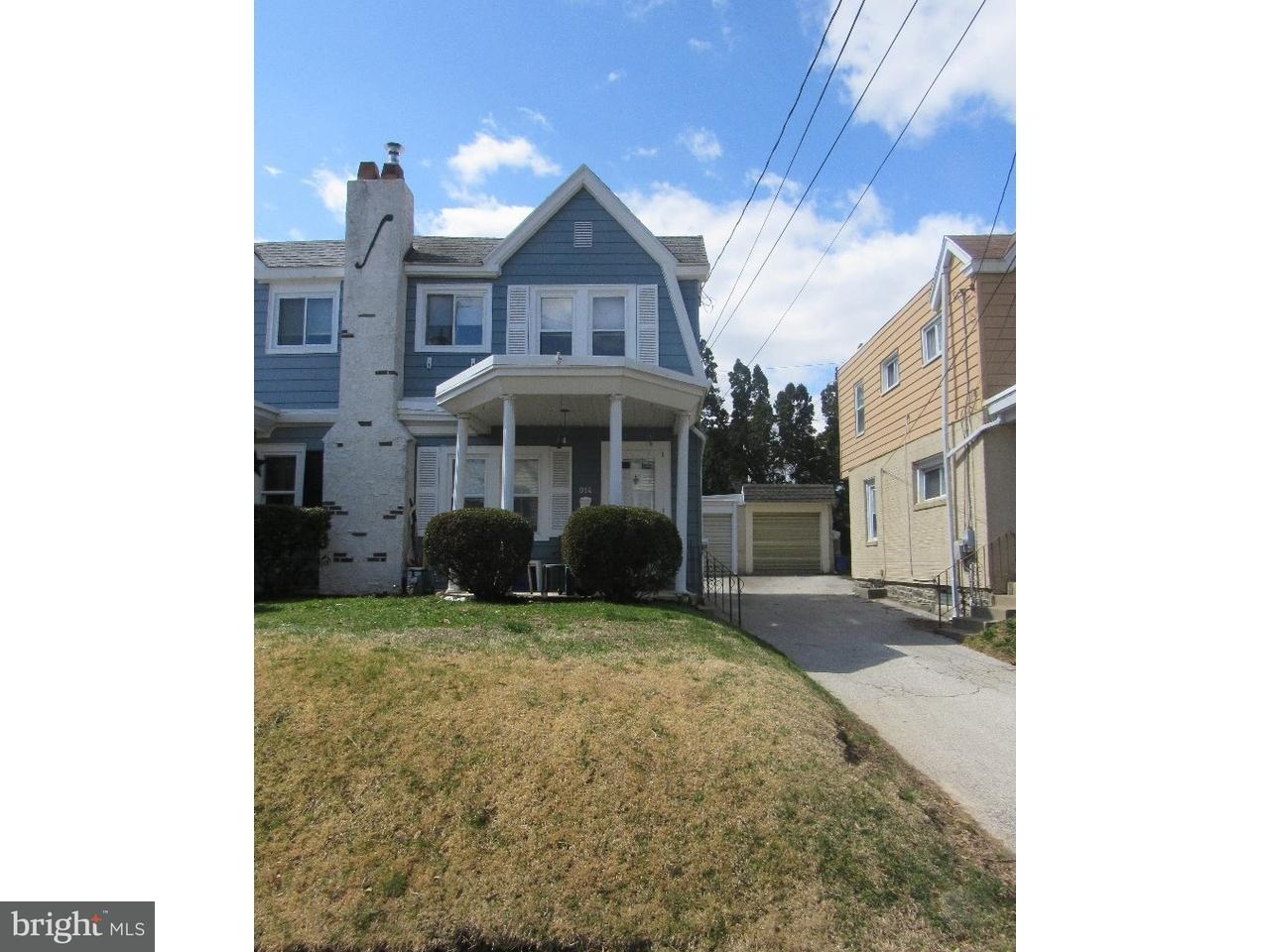 914  Anderson Avenue Drexel Hill, PA 19026