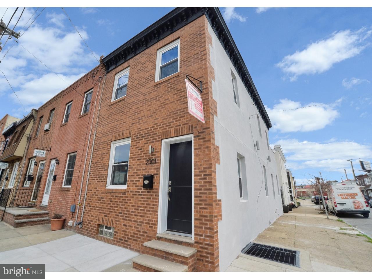 2301 E Thompson Street Philadelphia, PA 19125