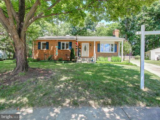 9 Doe Hill, Catonsville, MD 21228