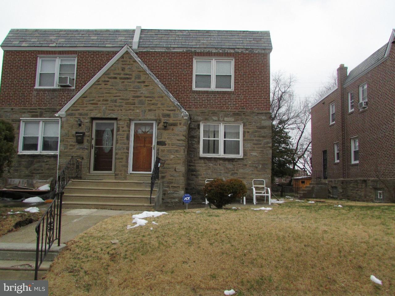 6510  Dorcas Philadelphia , PA 19111