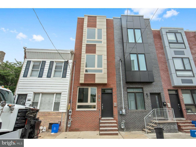 2033 Gerritt Street Philadelphia, PA 19146