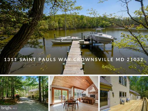 1311 Saint Pauls, Crownsville, MD 21032