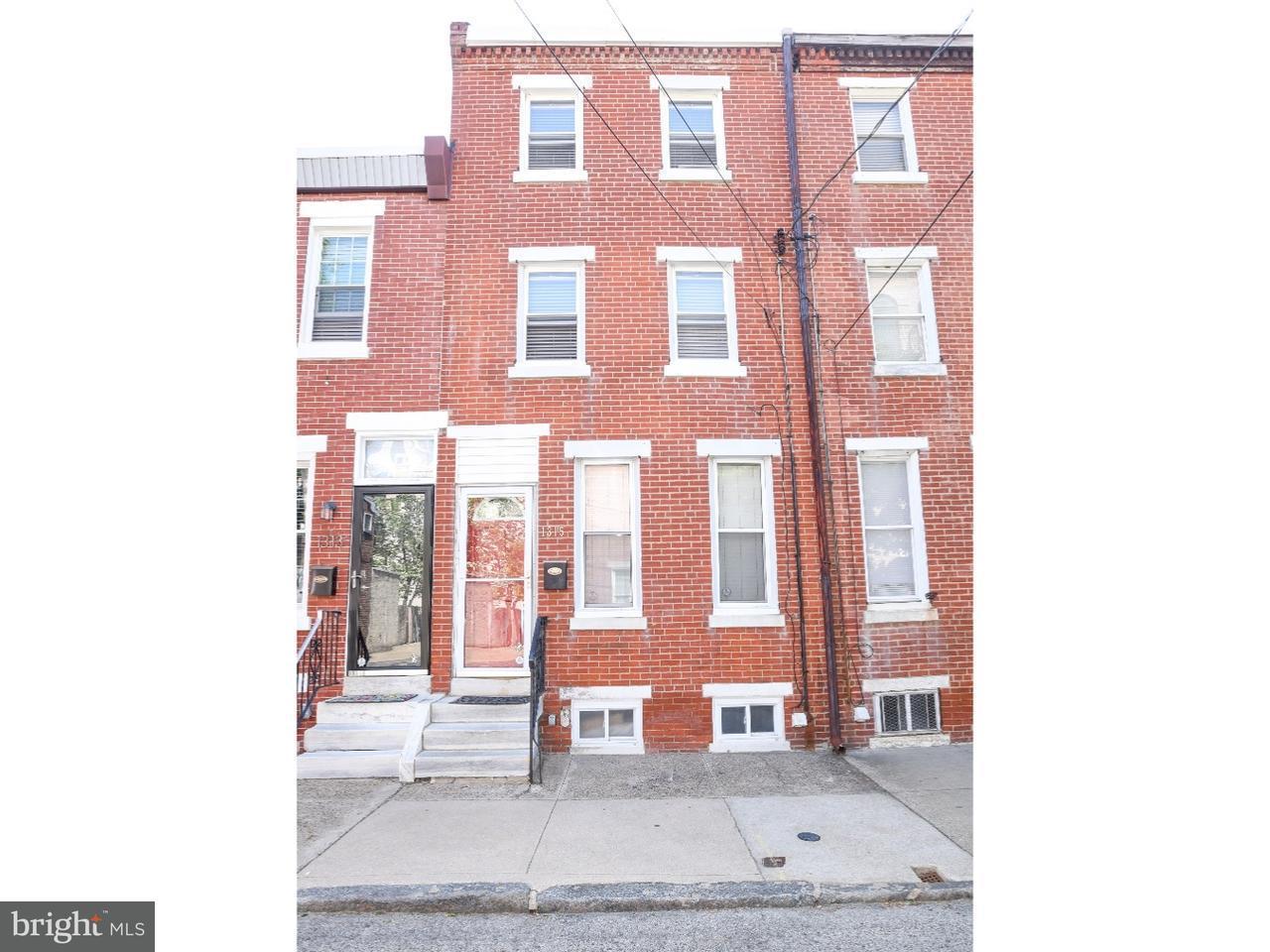 1315 S Howard Street Philadelphia, PA 19147